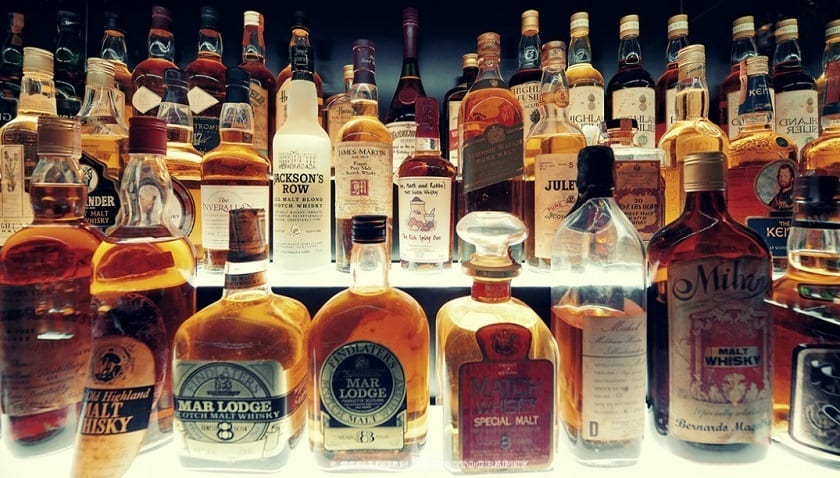 Viski Çeşitleri