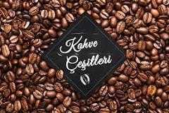 kahve cesitleri