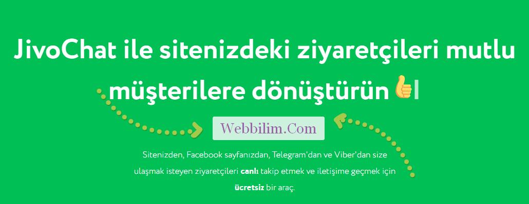 web site canli sohbet