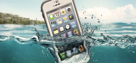 Cep telefonunuz ıslanırsa ne yapmalısınız?