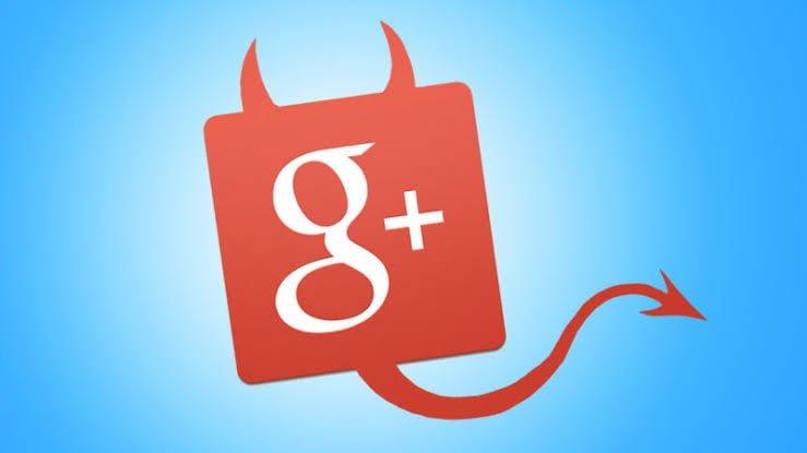 Google+ Kapanıyor!