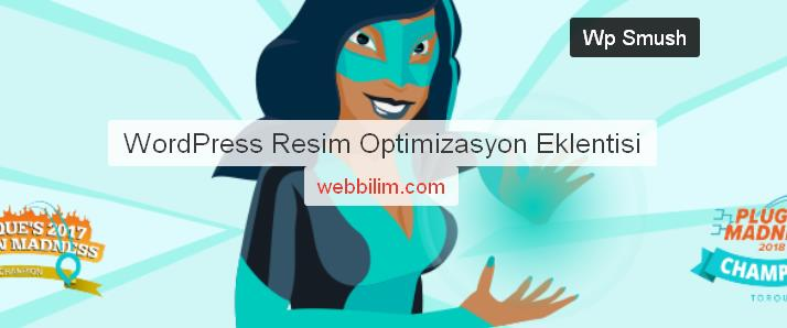 WordPress Resim Optimizasyon Eklentisi