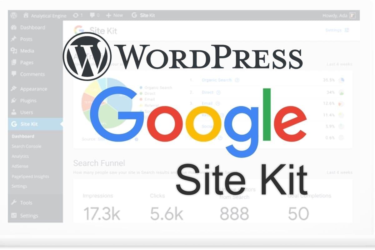 Google'dan WordPress için yeni eklenti – Site Kit