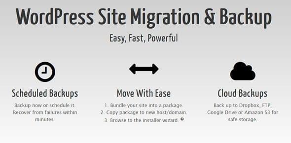 WordPress Site taşıma ve yedekleme eklentisi – Duplicator Pro
