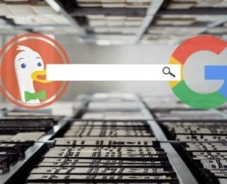 DuckDuckGo, Google Chrome arama motoruna eklendi