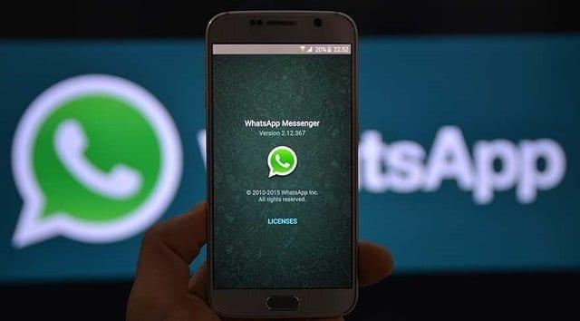 whatsapp parmak izi - whatsapp karanlik mod