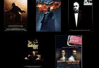 Imdb'de En Yüksek Puanlı Filmler