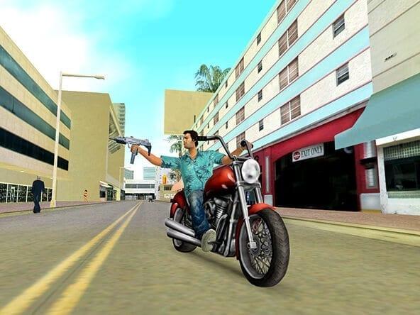 GTA Vice City Screenshots 2