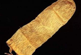 Prezervatifin Hayatı!   1640 Yılının En Sağlam Kondomu