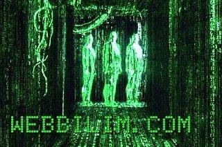 Matrix Kayan Yazılar CMD ile Nasıl Yapılır?