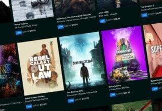 Epic Games Ücretsiz Oyunları Açıkladı