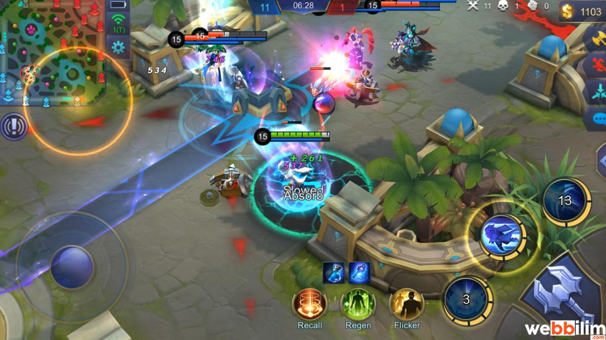 Mobile Legends: Bang Bang Mobil Oyun