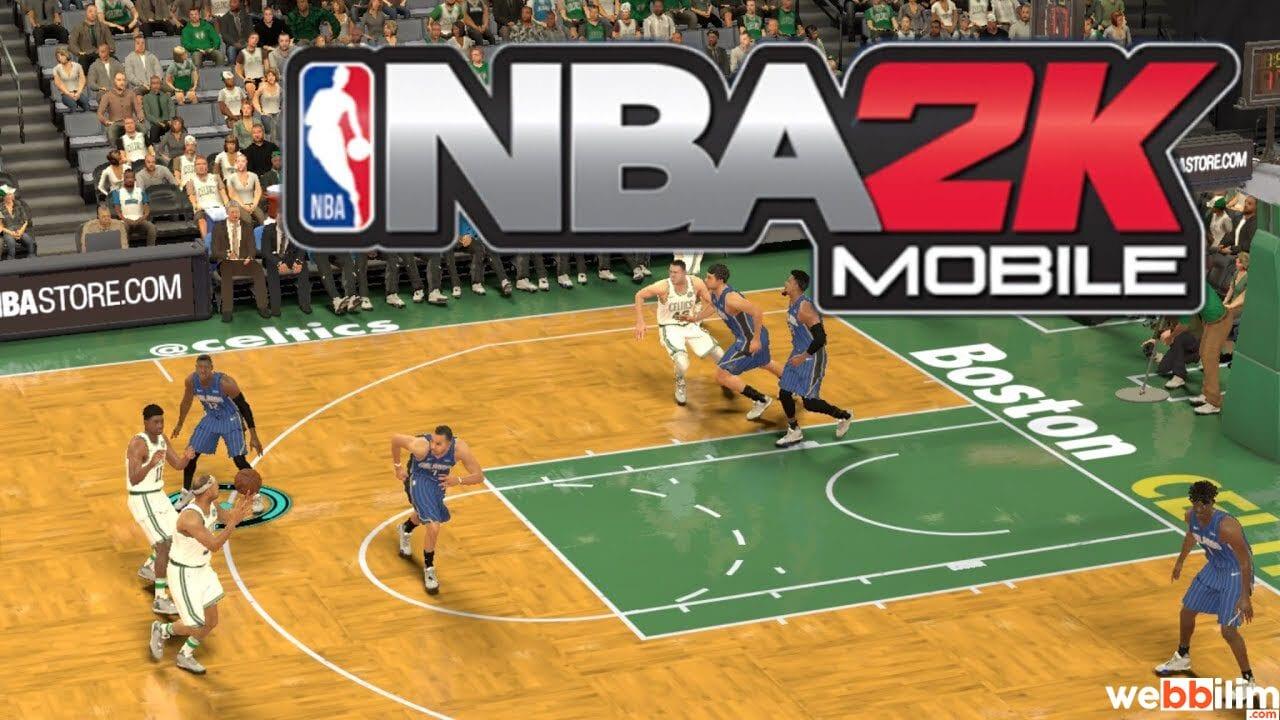 NBA 2K Mobil