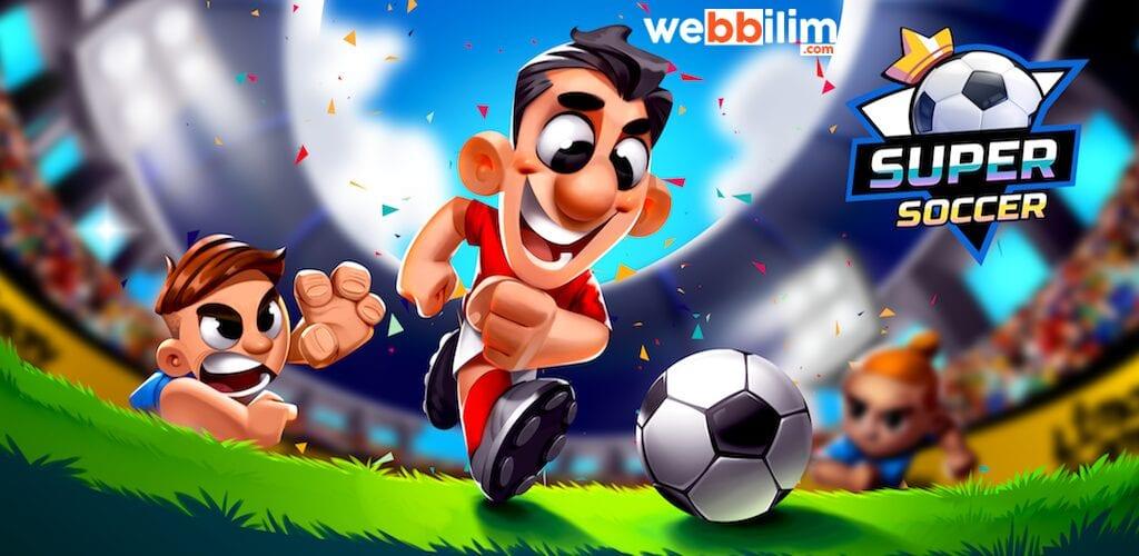 Soccer 3V3 Mobil Oyun