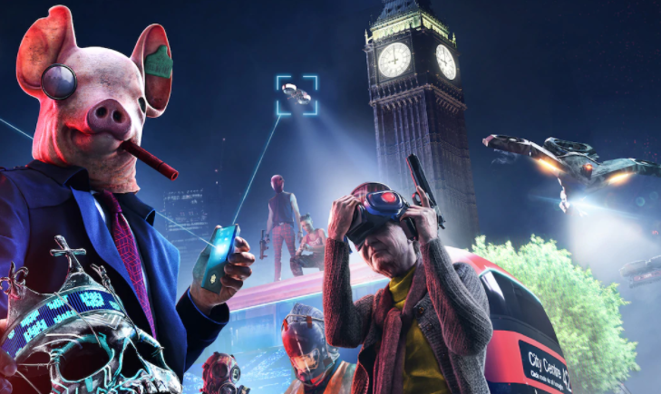 Watch Dogs®: Legion PS4 & PS5